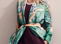 Come indossare giacca kimono