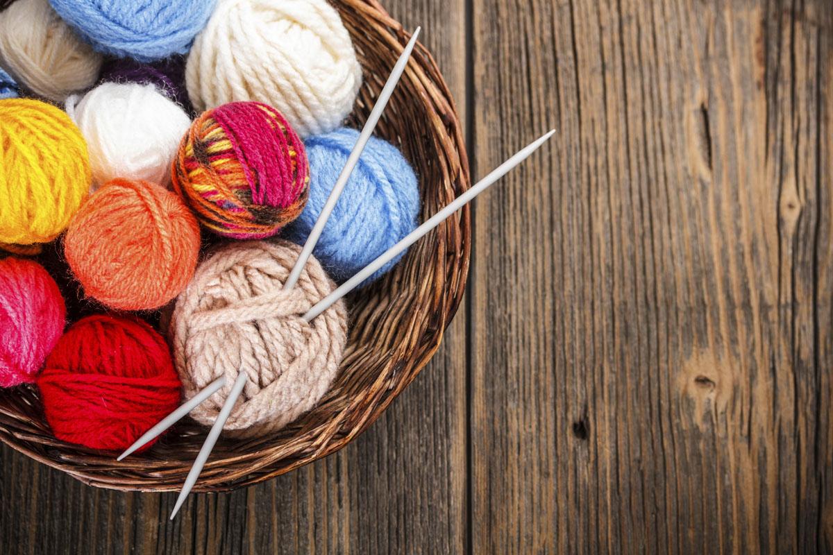 Come chiudere un lavoro a maglia