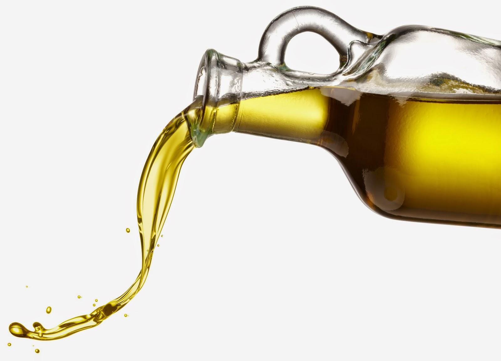10 modi per usare l'olio