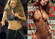 photoshopped and airbrushed celebrities for magazines before and after pict jpeg