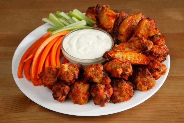 Ricetta ali di pollo fritte americane