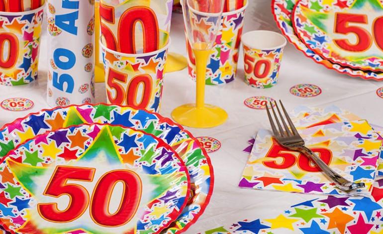 Idee originali per decorare casa festa 50 anni - Idee originali per casa ...