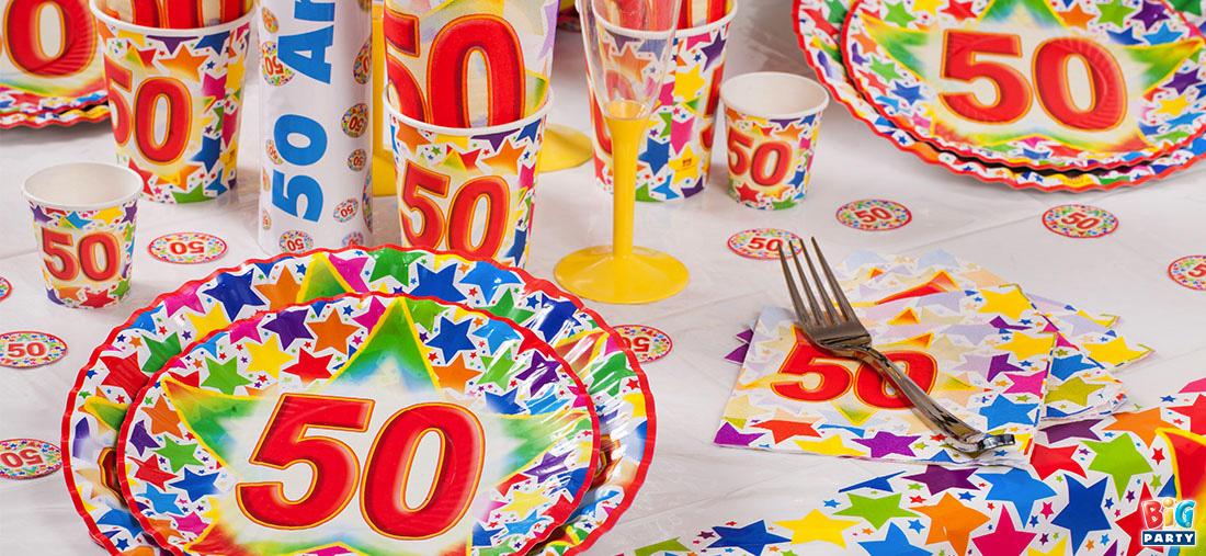 Idee Originali Per Decorare Casa Festa 50 Anni