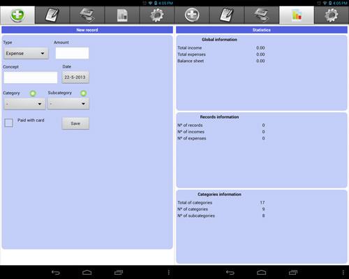 Applicazioni Android per gestire le spese mensili