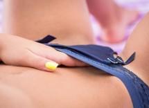 Posizione dita per stimolazione clitoridea