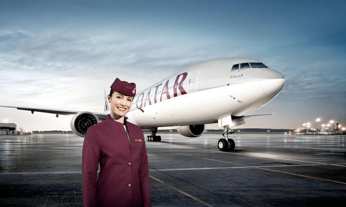 Come diventare hostess della Qatar airways
