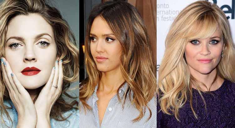 Classifica hair contouring delle Vip