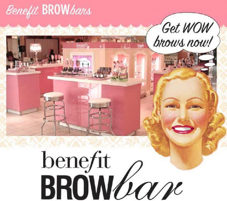 Costo servizi brow bar Sephora