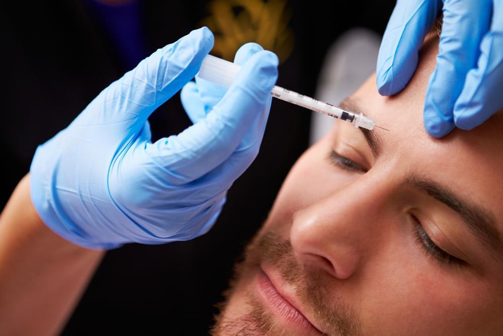 Quali sono effetti collaterali per botox per cura iperidrosi ascellare?