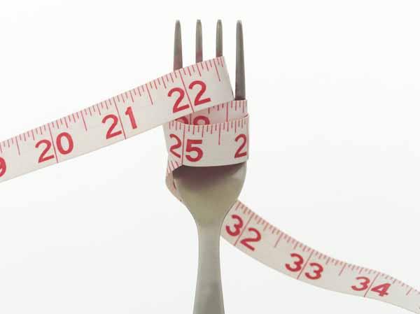 Caratteristiche della dieta del forking