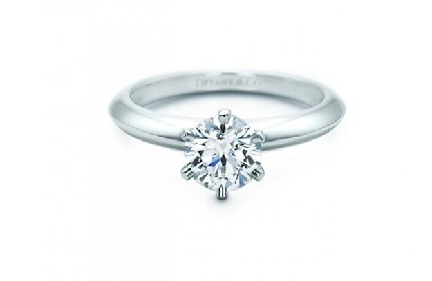 Costo anelli di fidanzamento Tiffany & Co