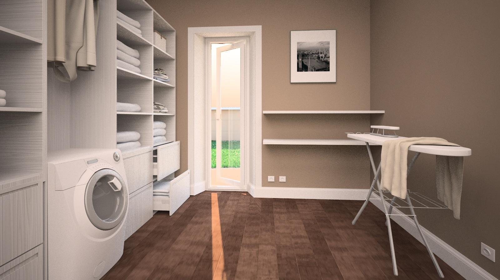 Come Attrezzare Una Lavanderia In Casa