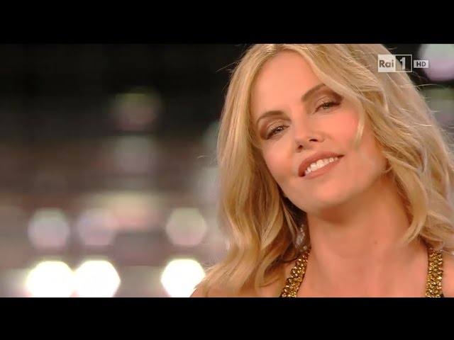 Tutorial trucco Charlize Theron