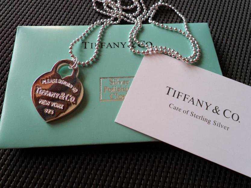 Come riconoscere gioielli falsi Tiffany&Co