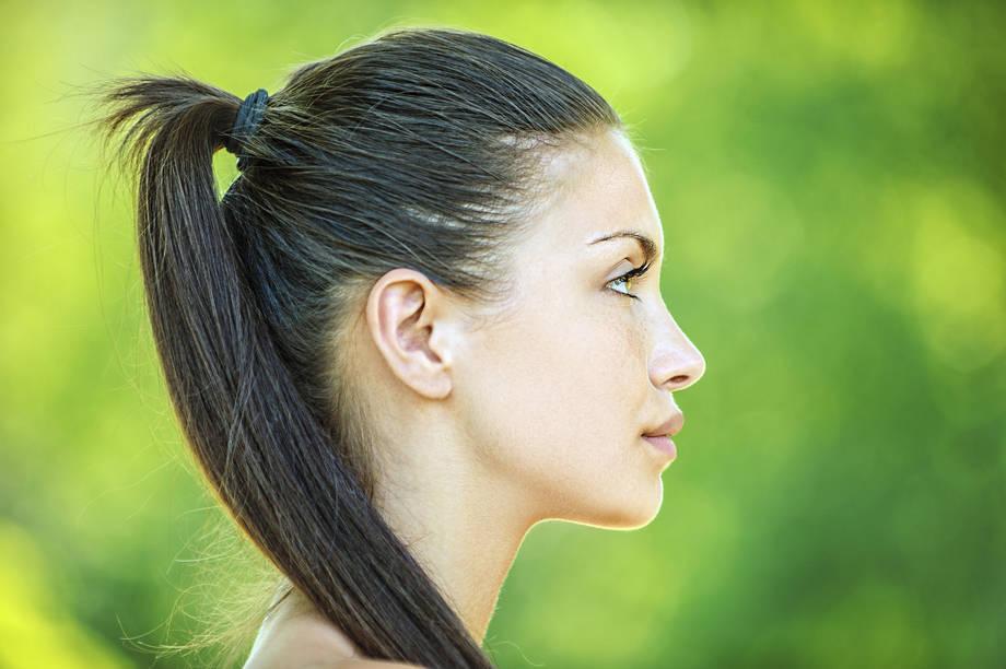 10 acconciature con capelli sporchi