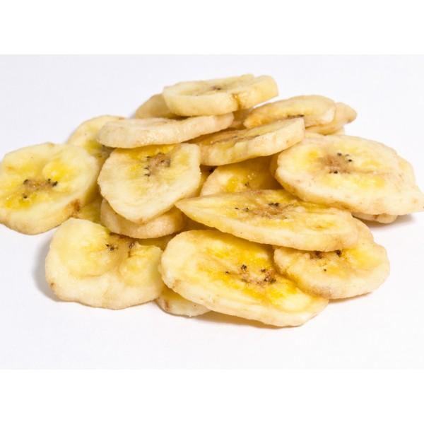 Quante calorie hanno le banane disidratate