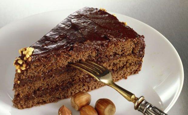 Ricetta torta gianduia