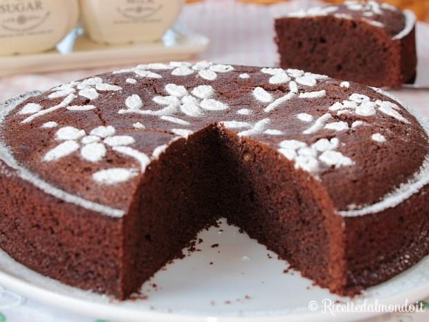 Ricetta torta quattro cioccolati