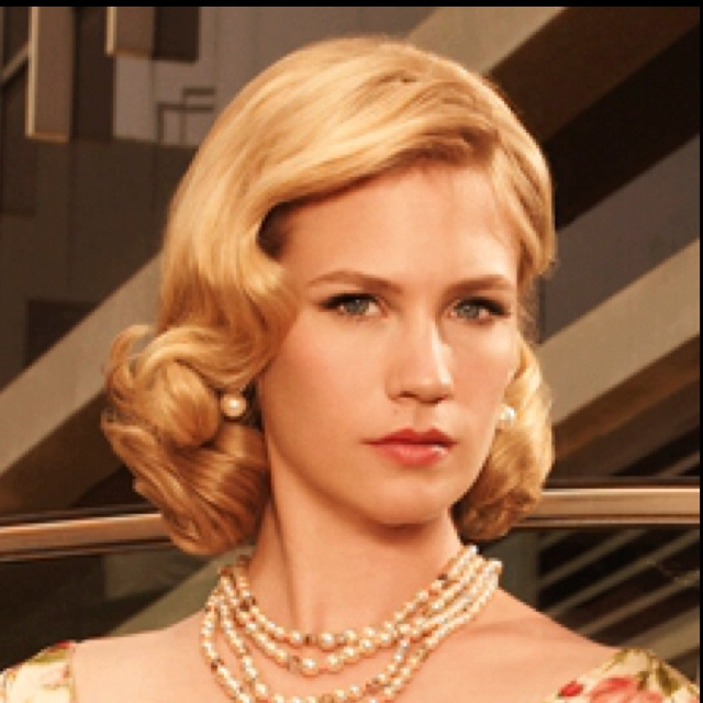 Come creare look Betty Draper di Mad Men