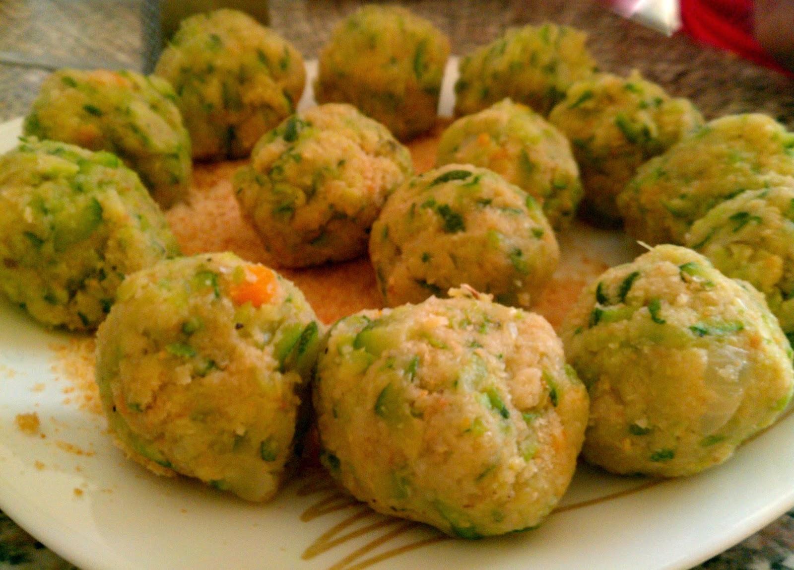 Ricetta polpette vegetariane