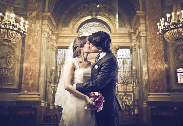 Ingresso sposa secondo galateo