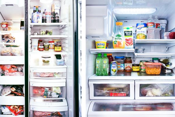 Come togliere odore aglio dal frigo