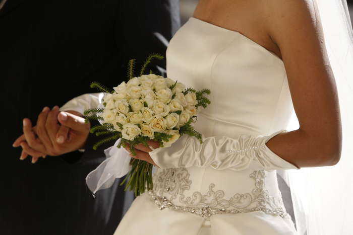 Galateo sposa per seconde nozze