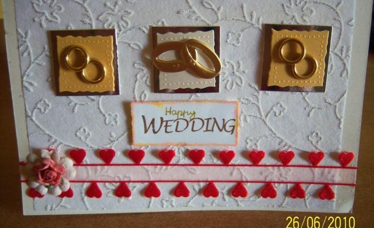 Auguri Di Matrimonio Originali : Idee originali per biglietto auguri di matrimonio donne
