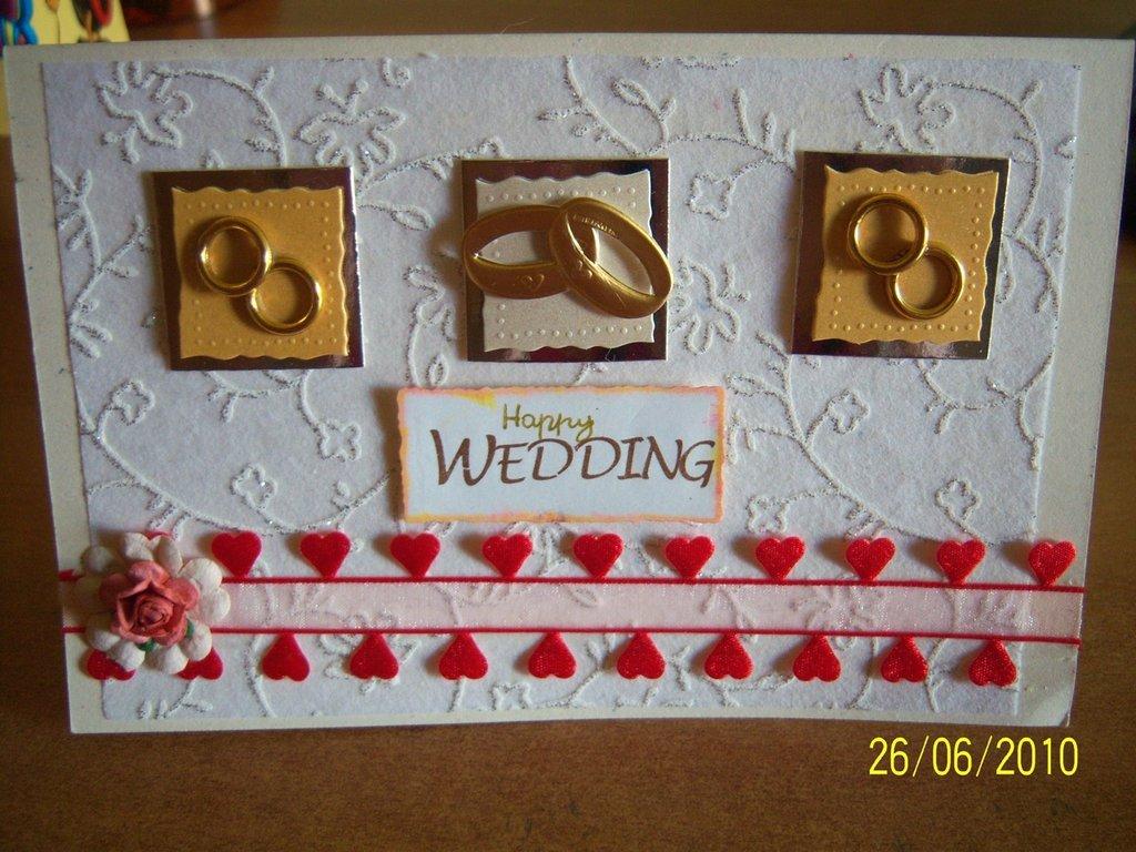 Idee Originali Per Biglietto Auguri Di Matrimonio Donne