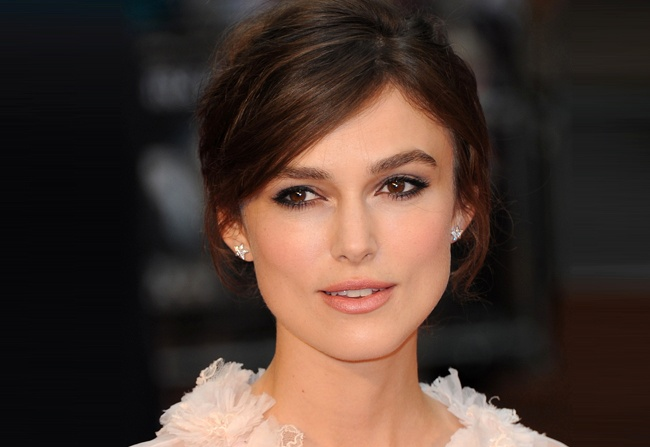 Tutorial trucco blush viso Keira Knightley