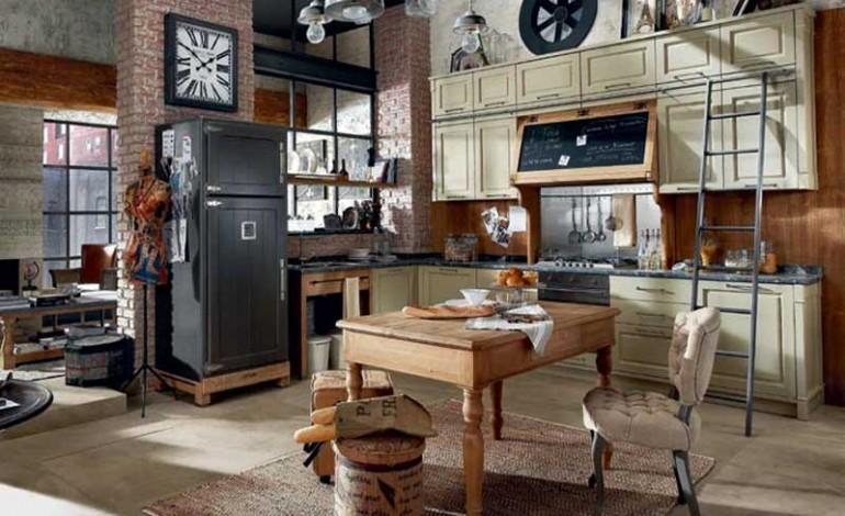 Idee arredamento rustico for Arredamento rustico casa