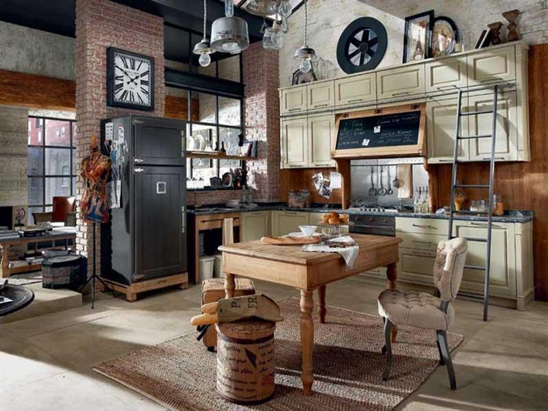Idee arredamento rustico for Franchising arredo casa