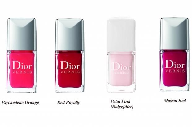 Dieci migliori smalti Dior