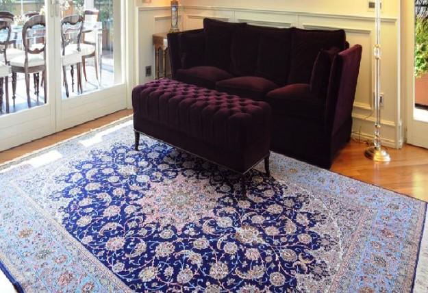 Dove comprare un buon tappeto persiano Roma
