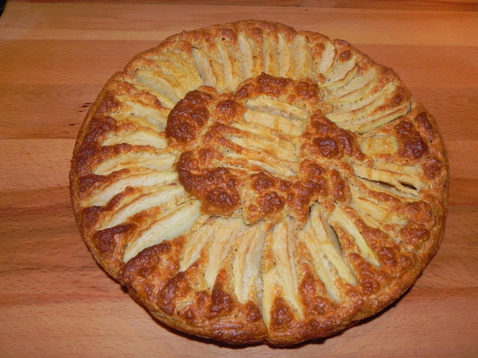 Ricetta Dukan torta di mele