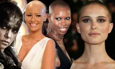 10 star che stanno bene con i capelli rasati
