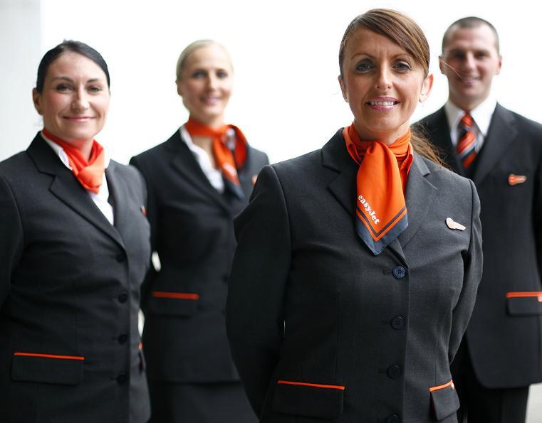 Come diventare assistente di volo Easyjet