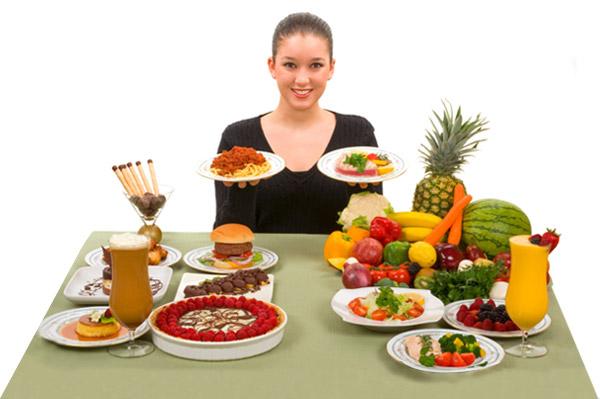 Esempio menù dieta plank