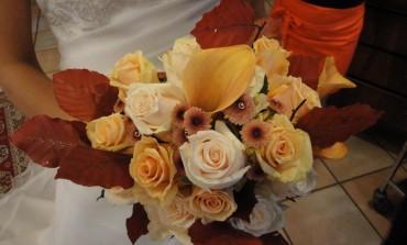 Fiori per bouquet sposa settembre