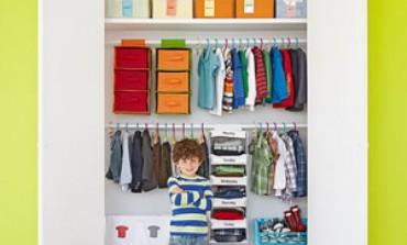Come organizzare pulizie degli armadi