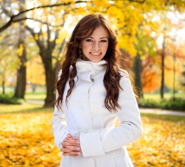 Come abbinare un cappotto bianco