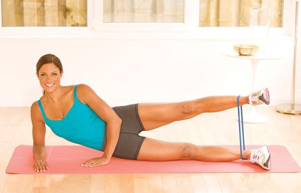Cinque esercizi per tonificare le gambe
