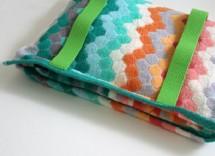 Come riciclare vecchi asciugamani