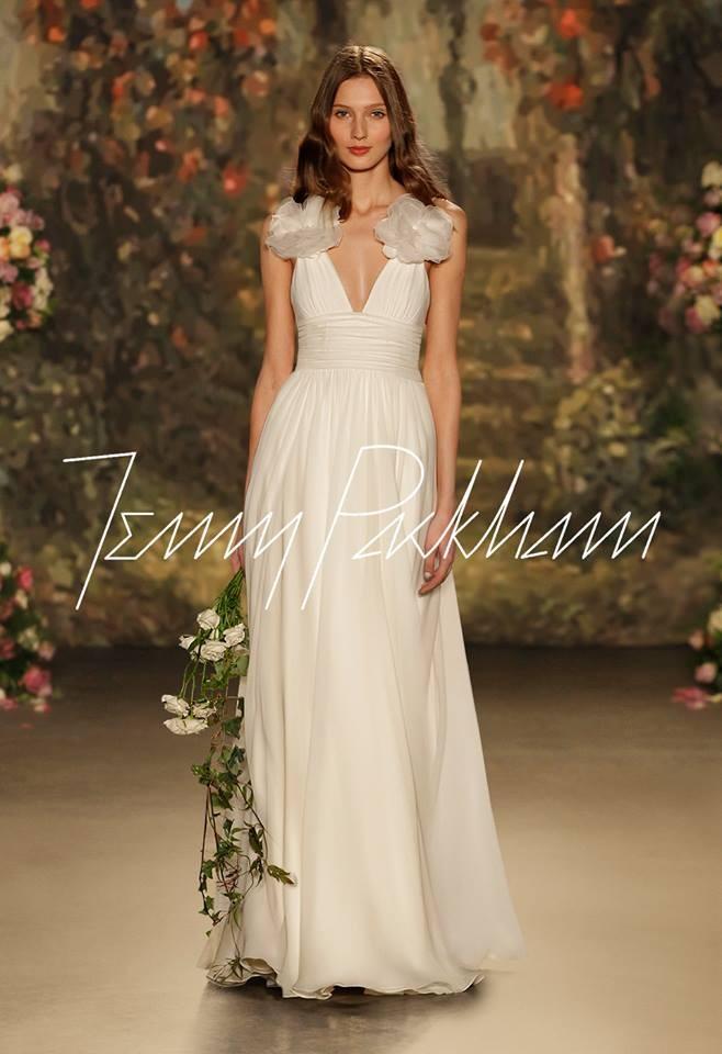 Modelli abiti cerimonia Jenny Packham 2016