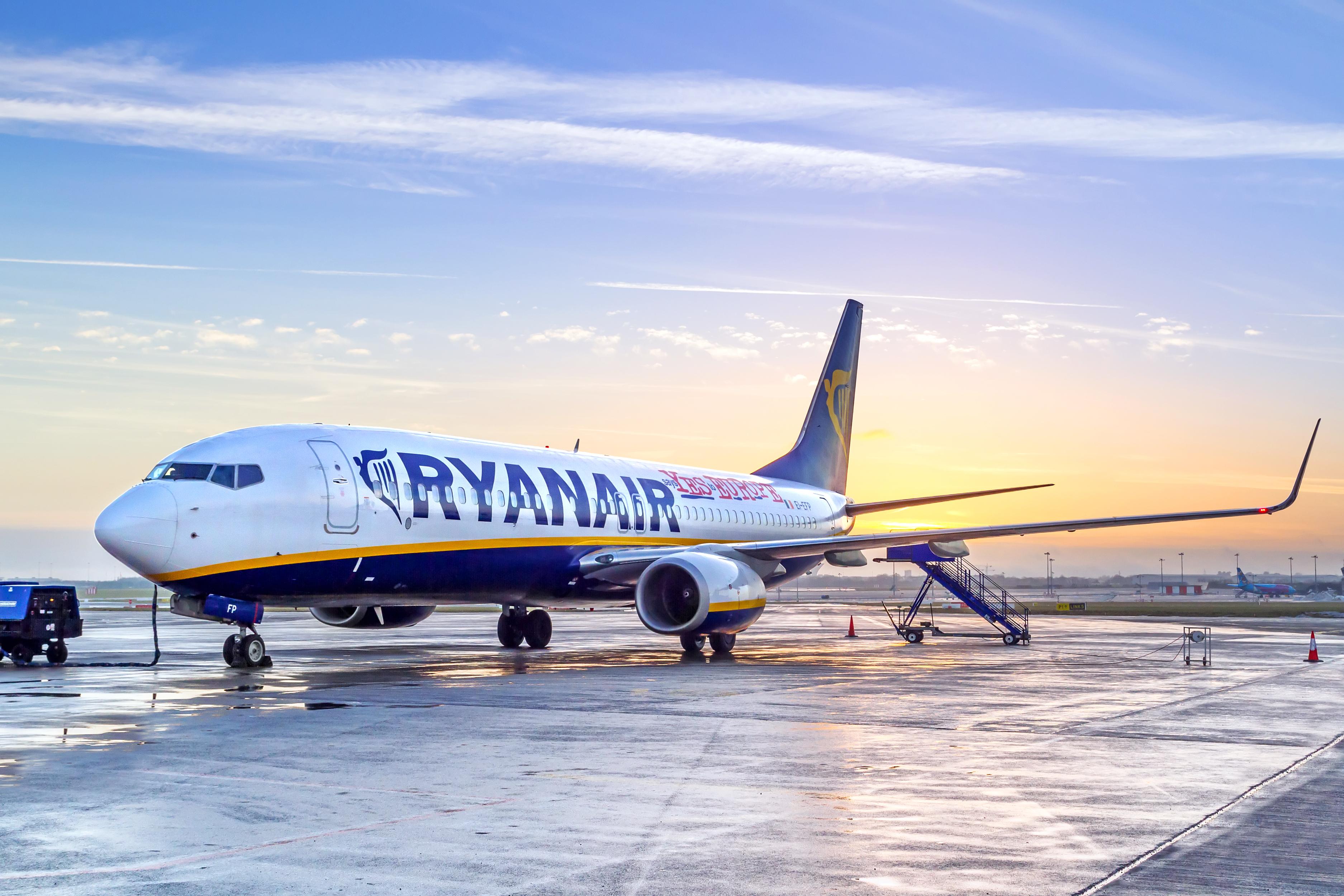 Quanto guadagna assistente di volo Ryanair