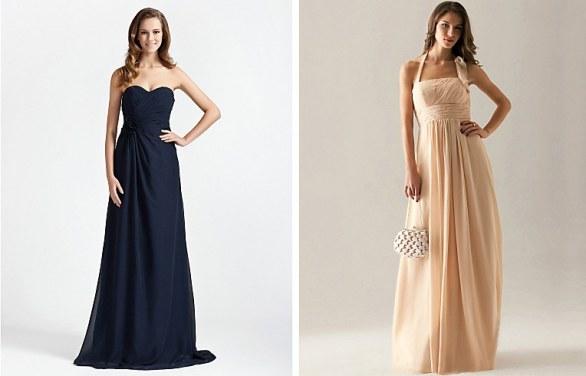 half off 1f285 f5290 Bei vestiti Italia: Modelli vestiti da cerimonia lunghi