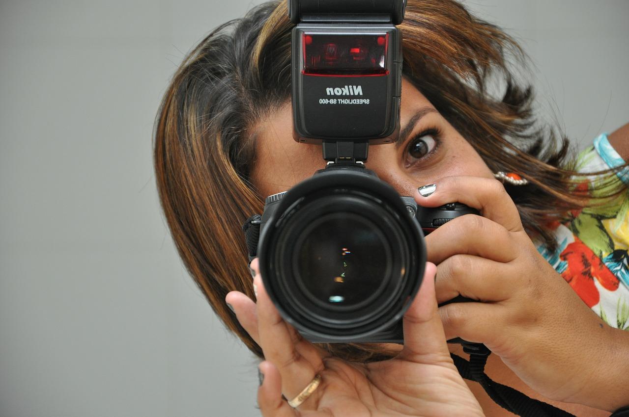 Come si diventa fotografa