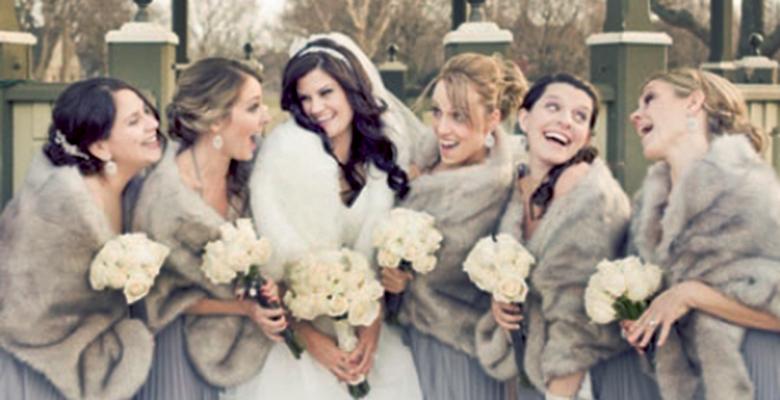 10 motivi per sposarsi a Dicembre