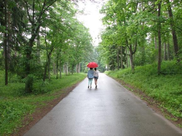 10 cose romantiche da fare con il partner quando piove