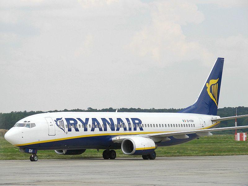 Come diventare assistente di terra Ryanair